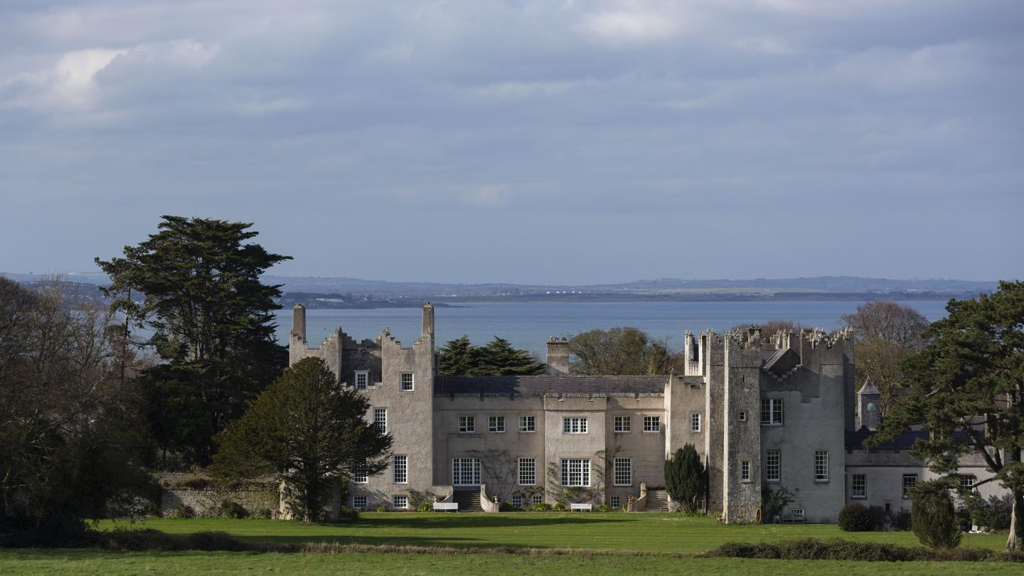 Howth Castle and Coast