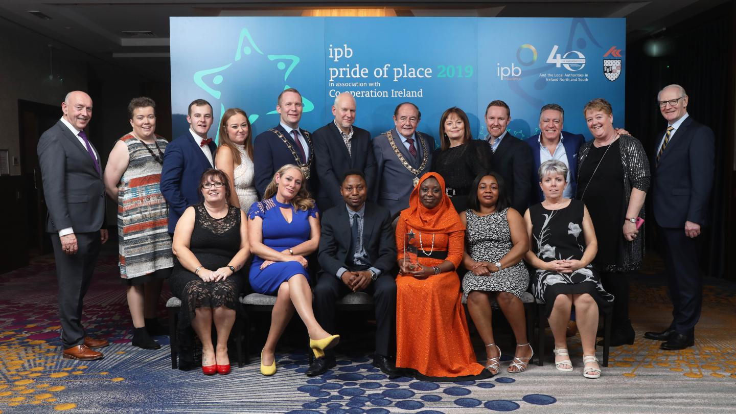 IPB Pride of Place awards Flemington and Whitestown