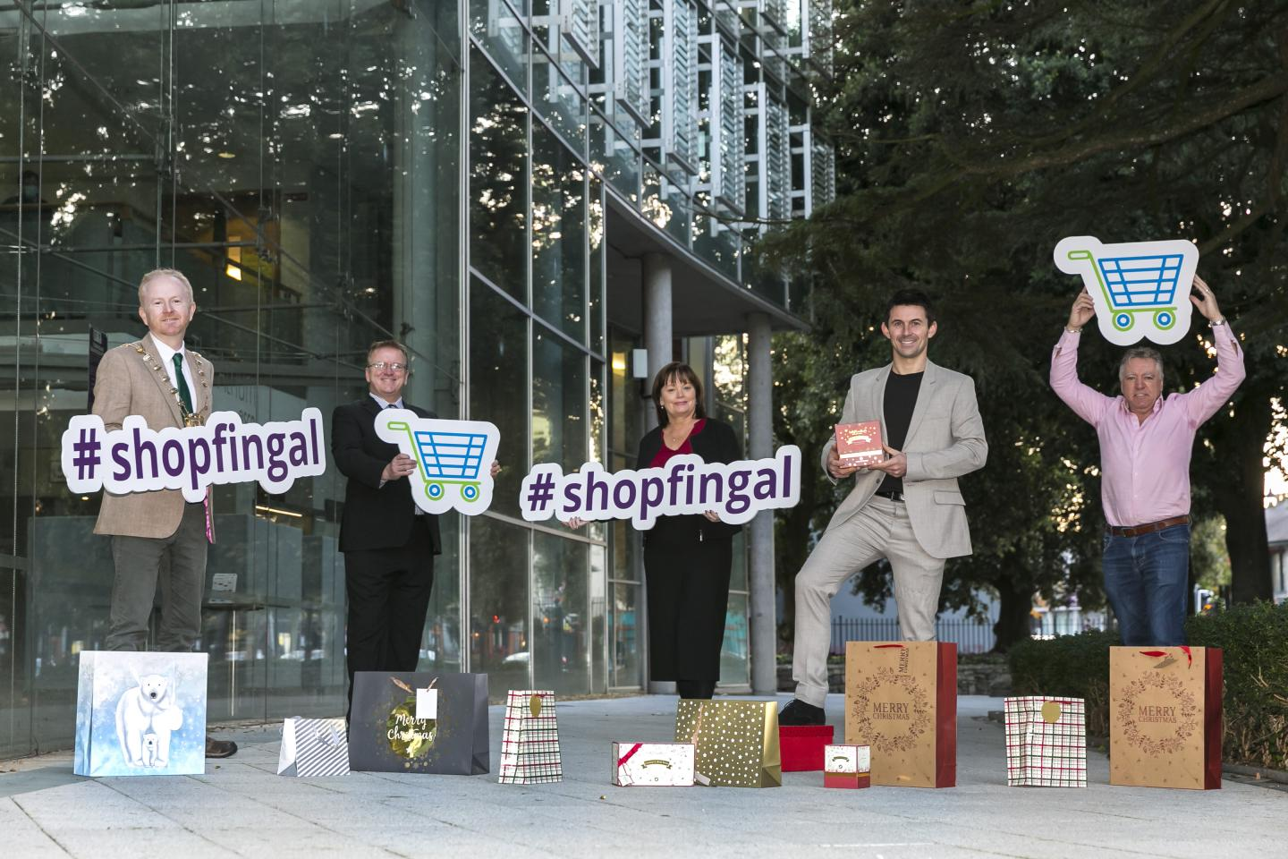 Shop Fingal LEO campaign