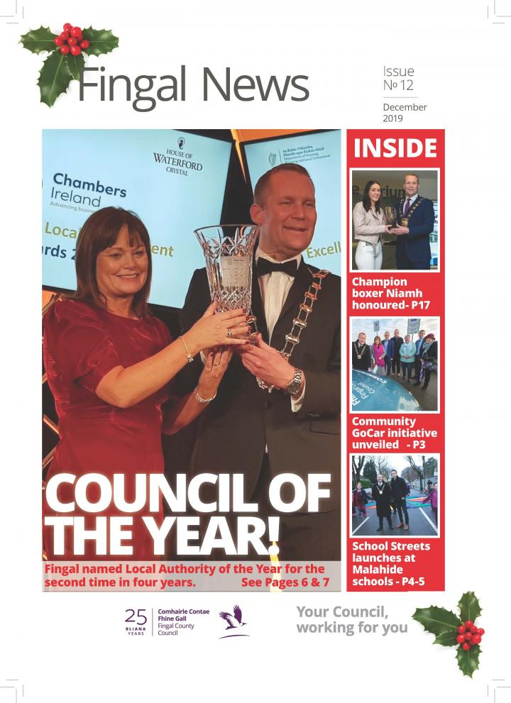 Fingal News Issue 12