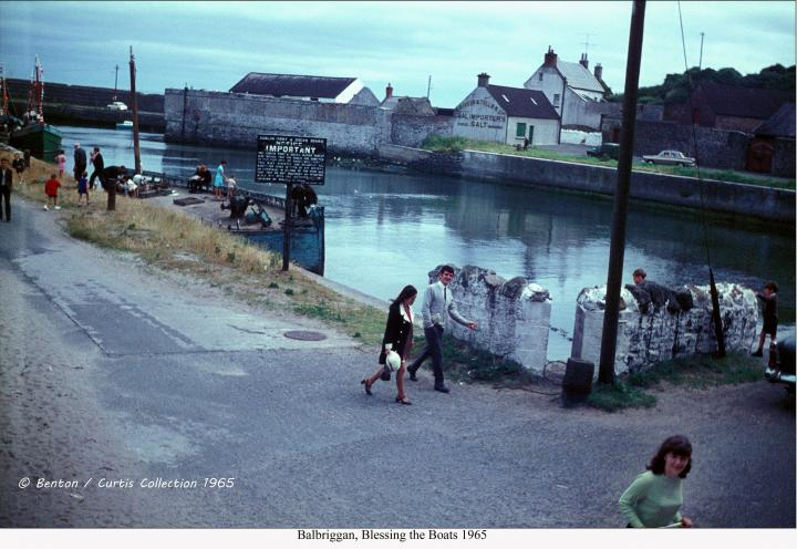 Balbriggan 1965 blessing the boats