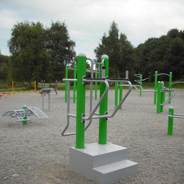 Ward River Valley park Swords Exercise Equipment