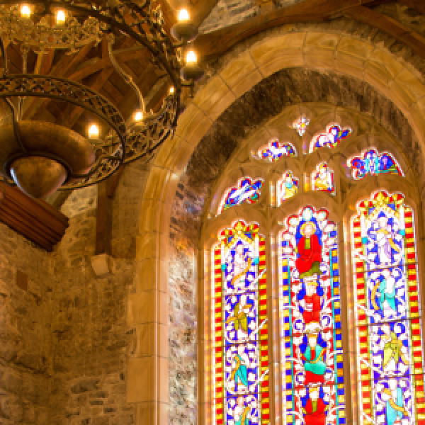 Swords Castle Chapel