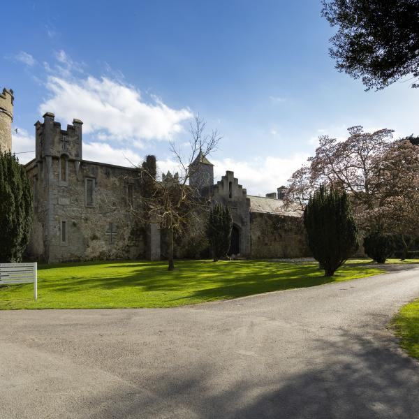 Howth Castle Exterior