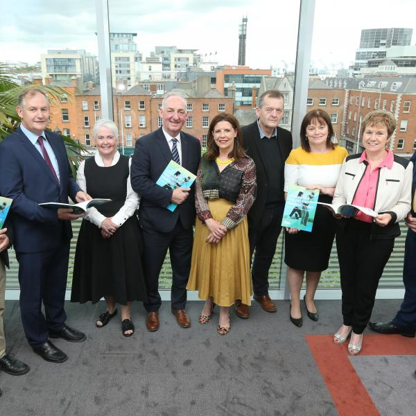 A new report developed by Fingal Arts Office, along with three other arts offices, outlines the value and impact of local authority arts programmes and advises on what the sector can achieve and the measures required to support further success.