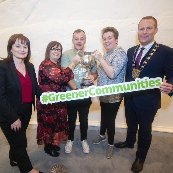 Fingal Cleaner Communities winners 2019