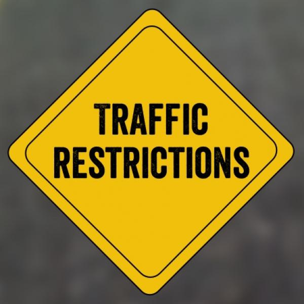 Traffic Restrictions Image