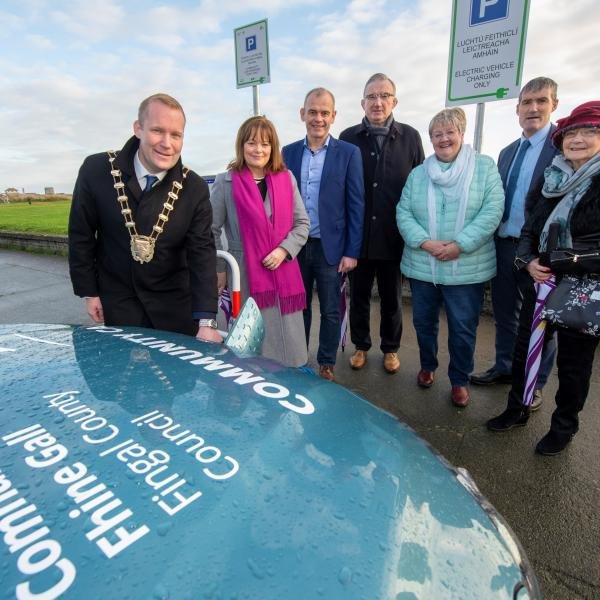 Go Car launch in Skerries