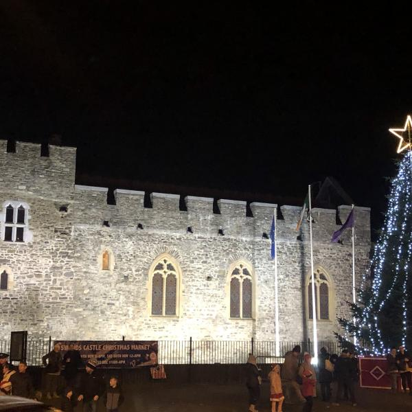 Swords Castle Christmas Market