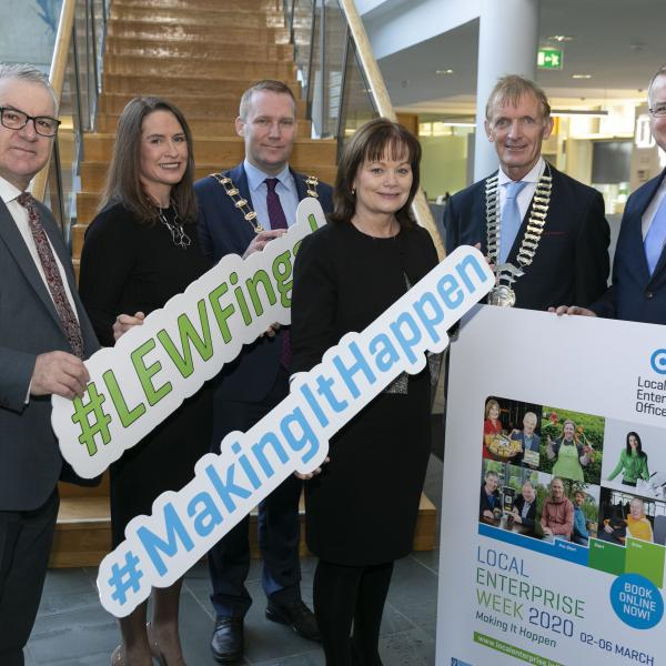 Local Enterprise Week Launch 1