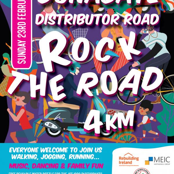 Rock the Road Donabate
