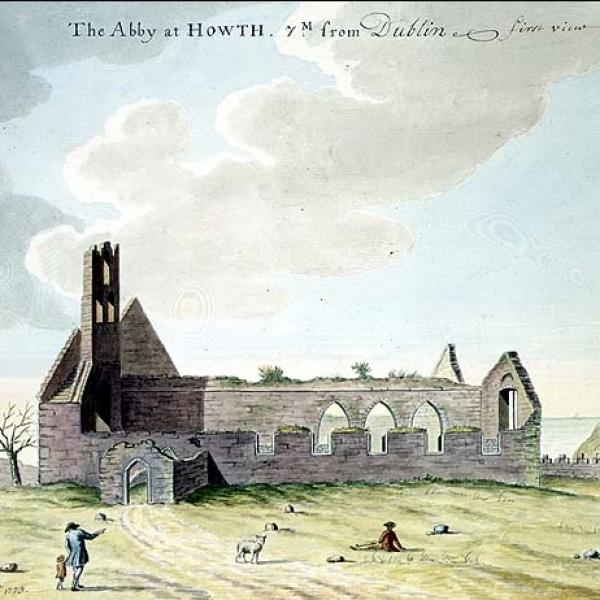Beranger Abbey at Howth