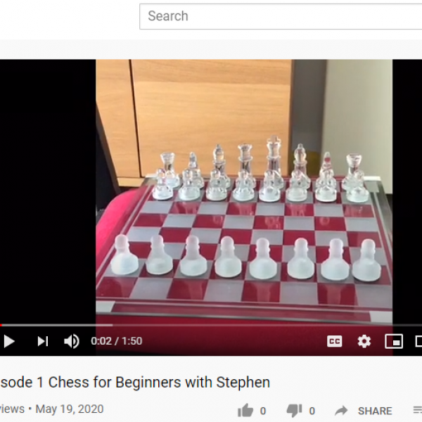 Chess for beginners (002)