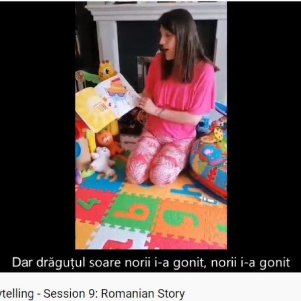 MultiLingual Storytime 9 - Romanian