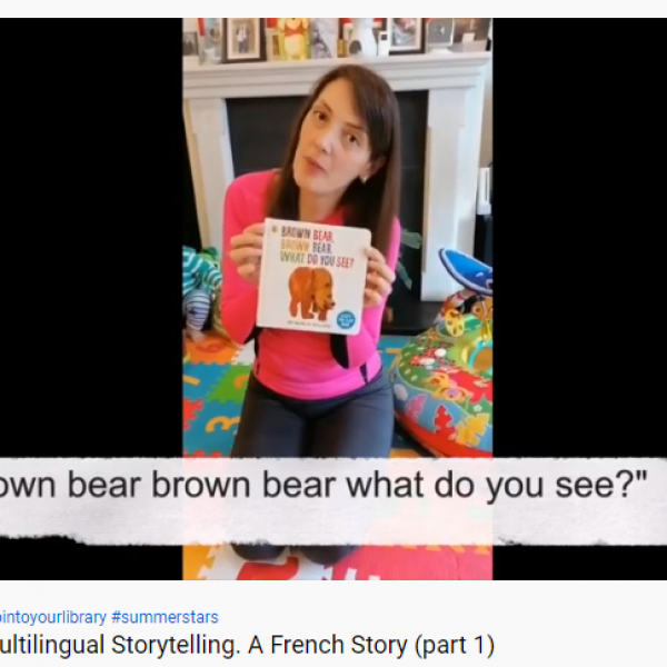 MultiLingual Storytime