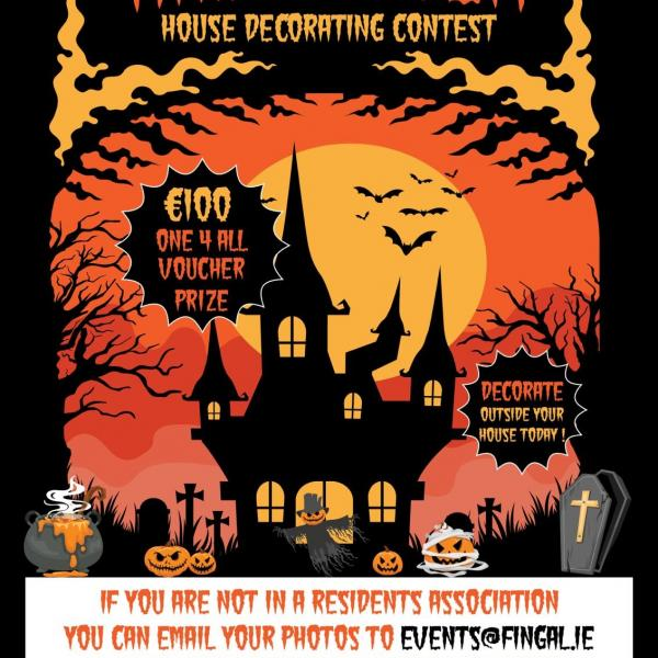 Spookify your House Poster