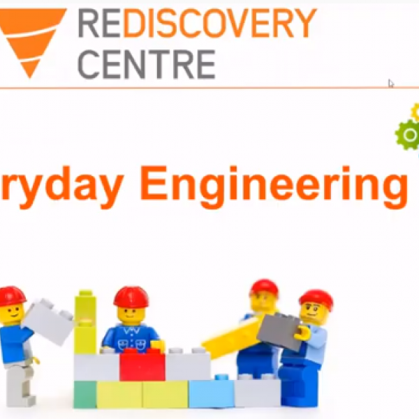 Rediscovery centre engineers week