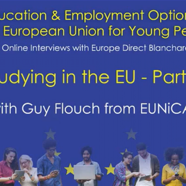 Studying in the EU