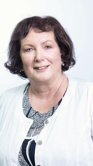 Cllr Brigid Manton.