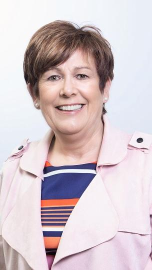 Cllr Mary McCamley