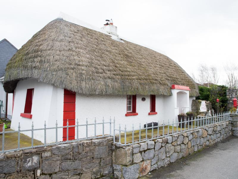 Thatched Cottage Lusk