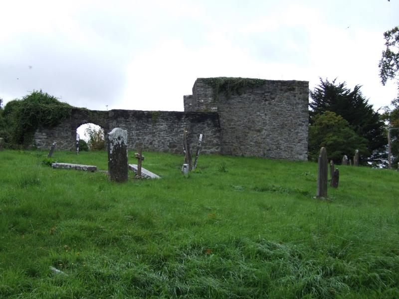 Church of Mary Mulhuddart