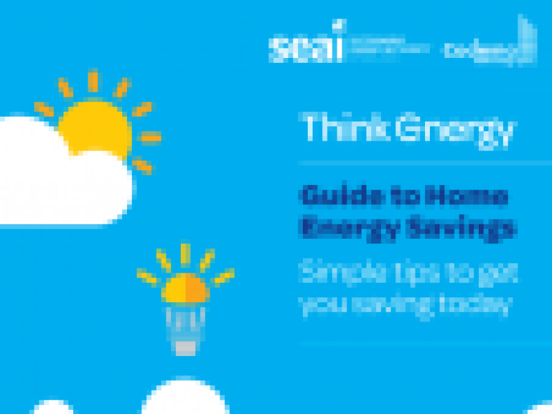 Energy Tips Booklet Front Cover