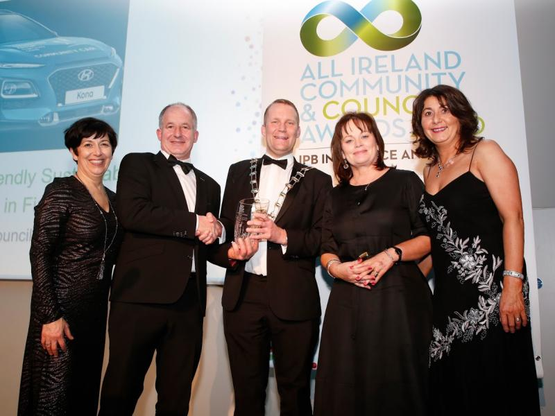 Community Car Age Friendly Sustainable Transport Service LAMA Award