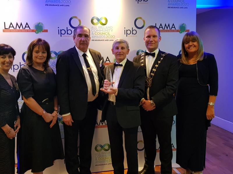 Donabate Portrane Community Centre LAMA Awards