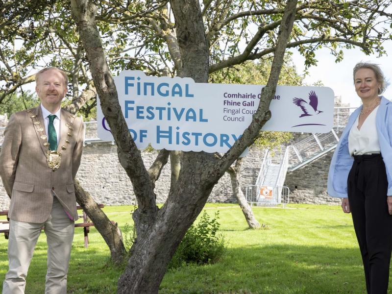 Fingal Festival of History 2020
