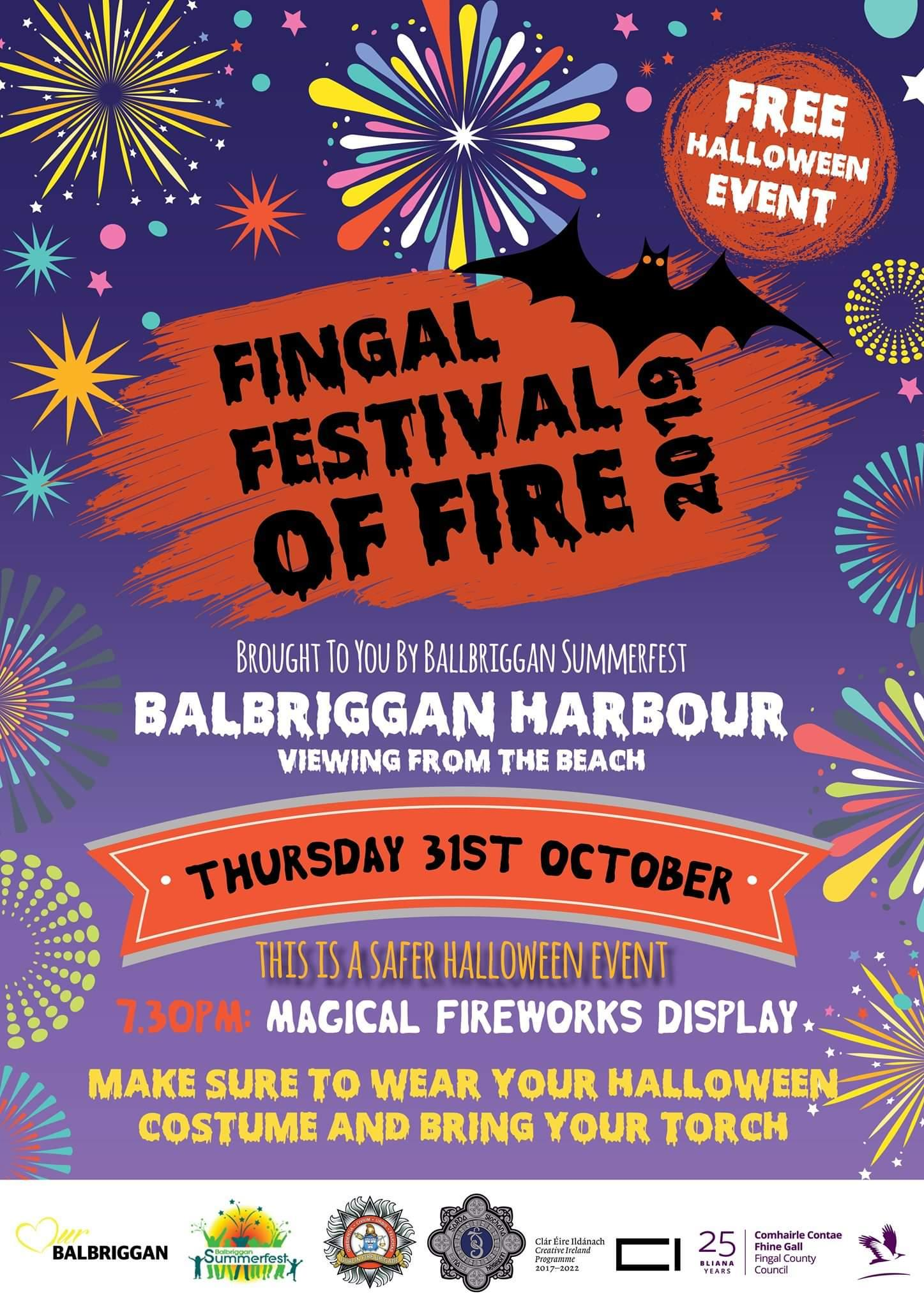 Balbriggan Festival of Fire