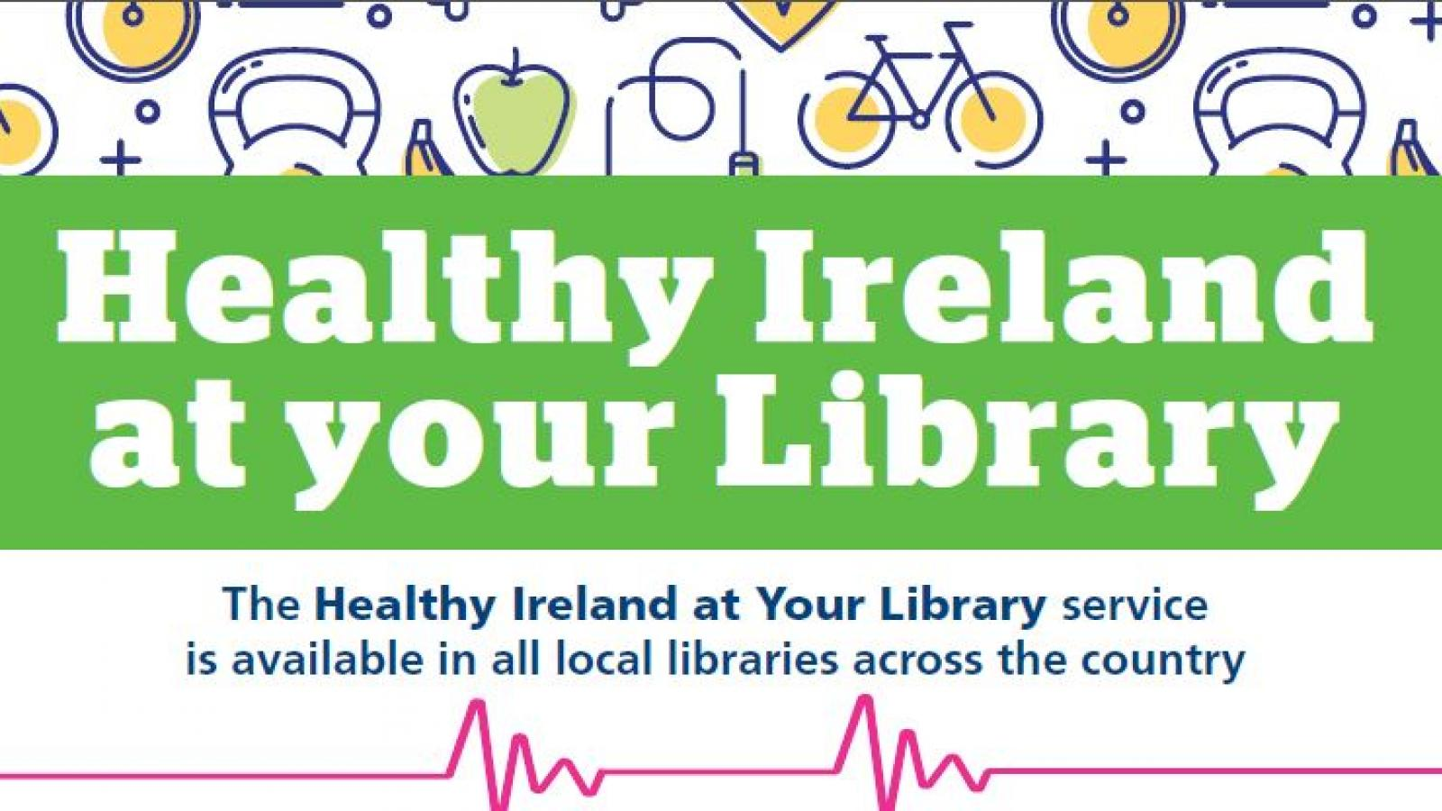 Healthy Ireland At Your Library Main Logo