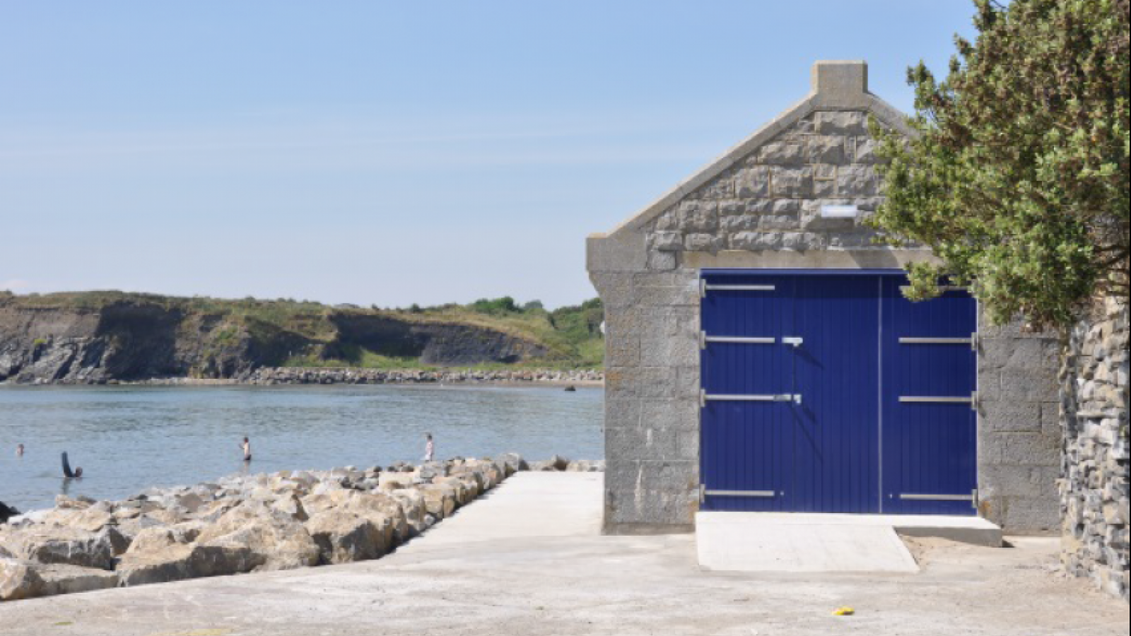 Loughshinny Boathouse Artists' Studio
